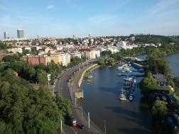 View from Vysehrad 1